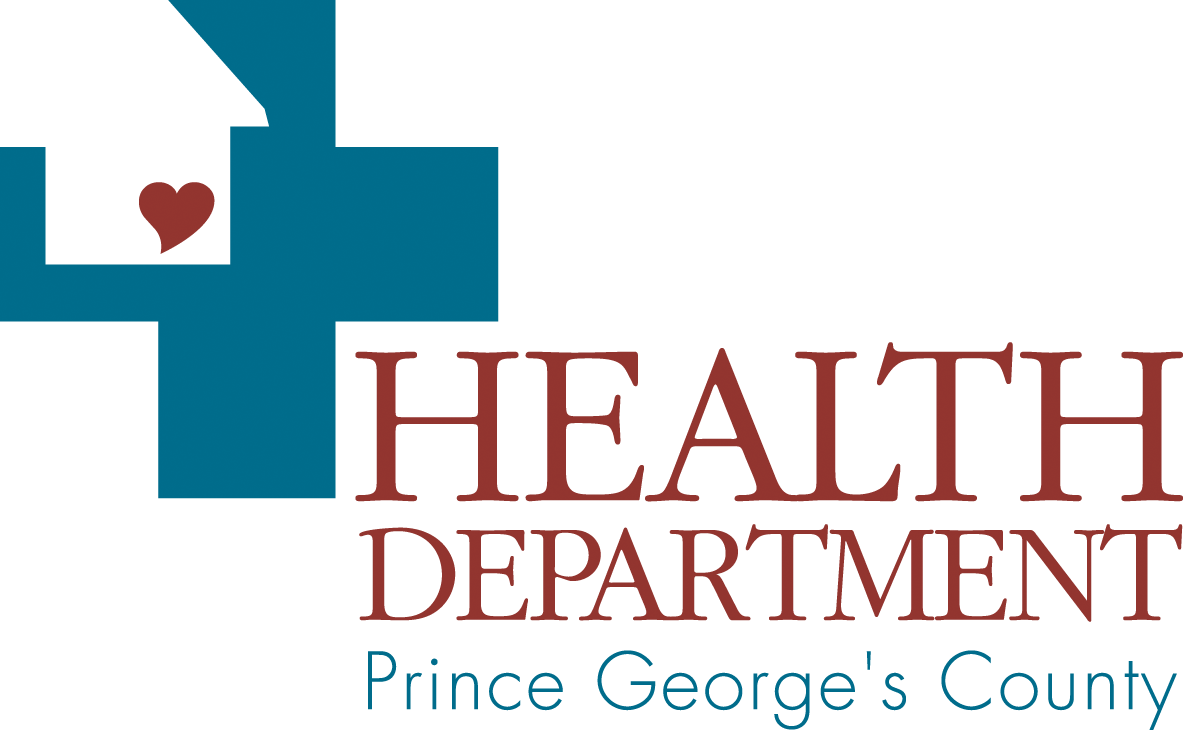 Prince George's County Health Department logo