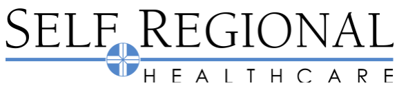 Self Regional Healthcare's Logo