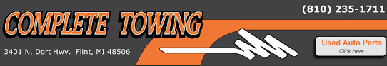 Complete Auto & Truck Parts / Complete Towing's