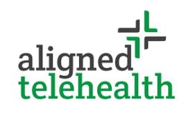Aligned Telehealth's Logo