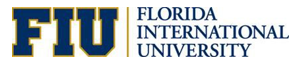 The Herbert Wertheim College of Medicine at Florida International University logo
