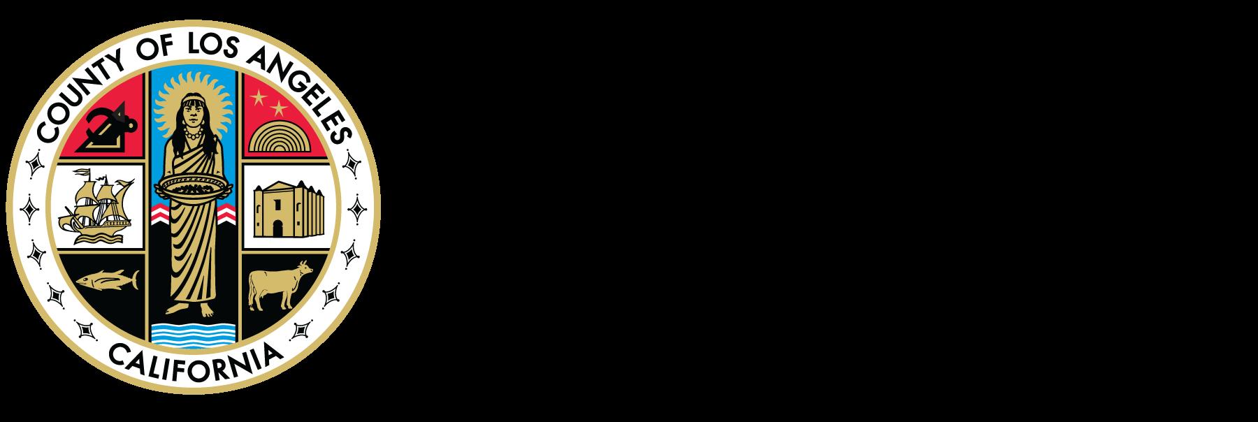 LA County Department of Mental  Health's Logo