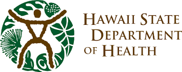The State of Hawaii Department of Health logo