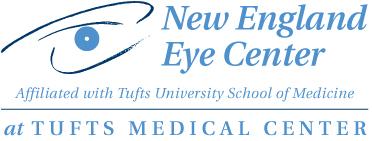 New England Eye Center's logo