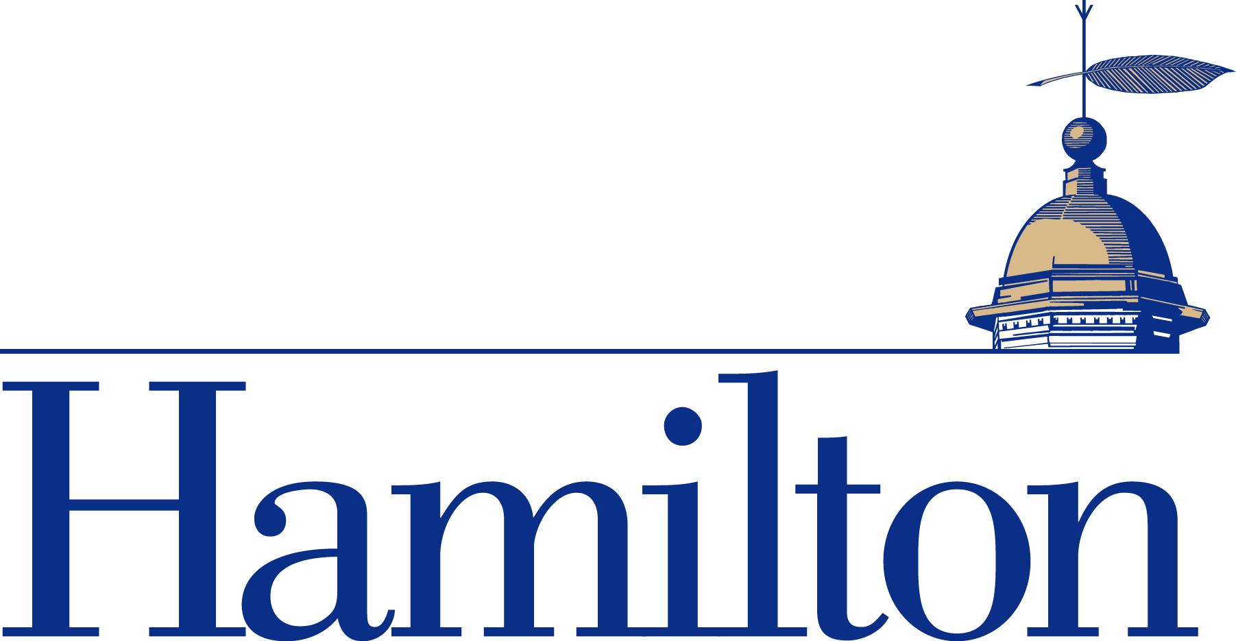 Hamilton College's Logo