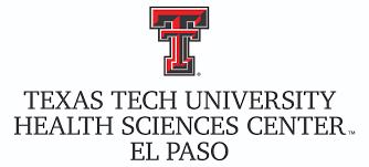 Texas Tech University Health Sciences Center El Paso logo