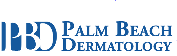 Palm Beach Dermatology's Logo