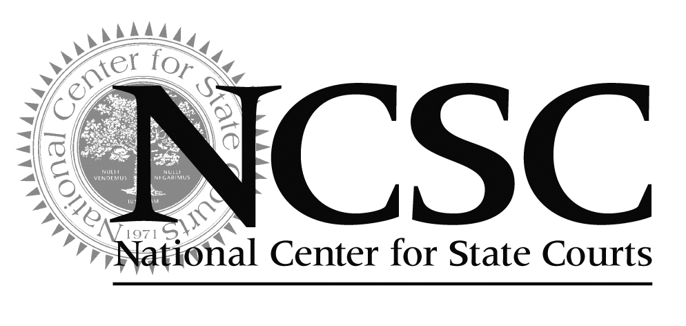 National Center for State Courts's Logo