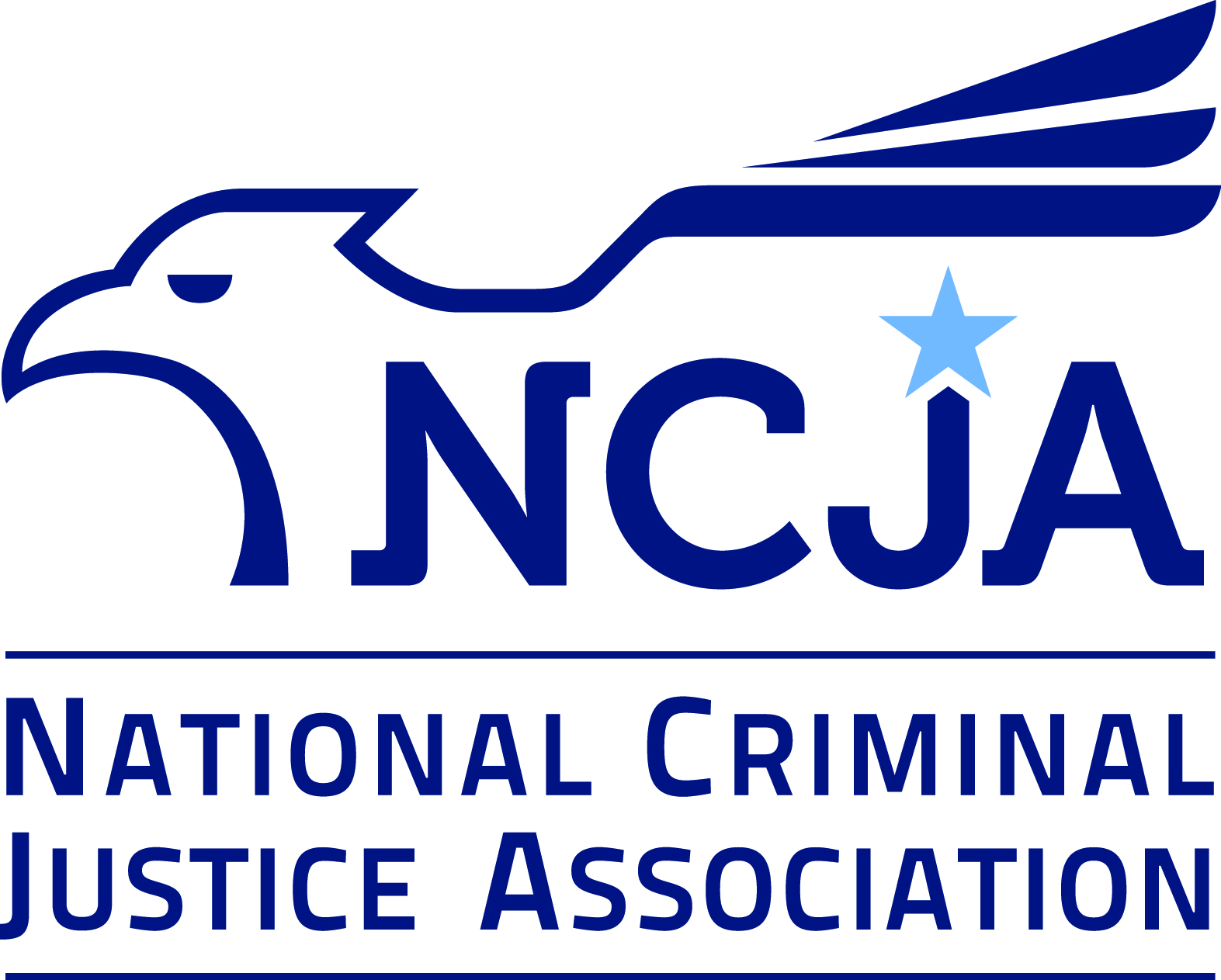National Criminal Justice Association logo