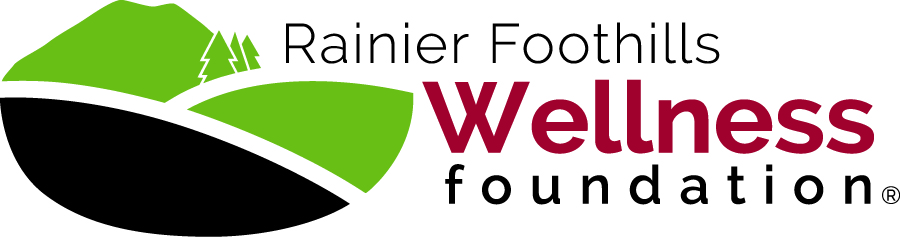 Rainier Foothills Wellness Foundation's Logo