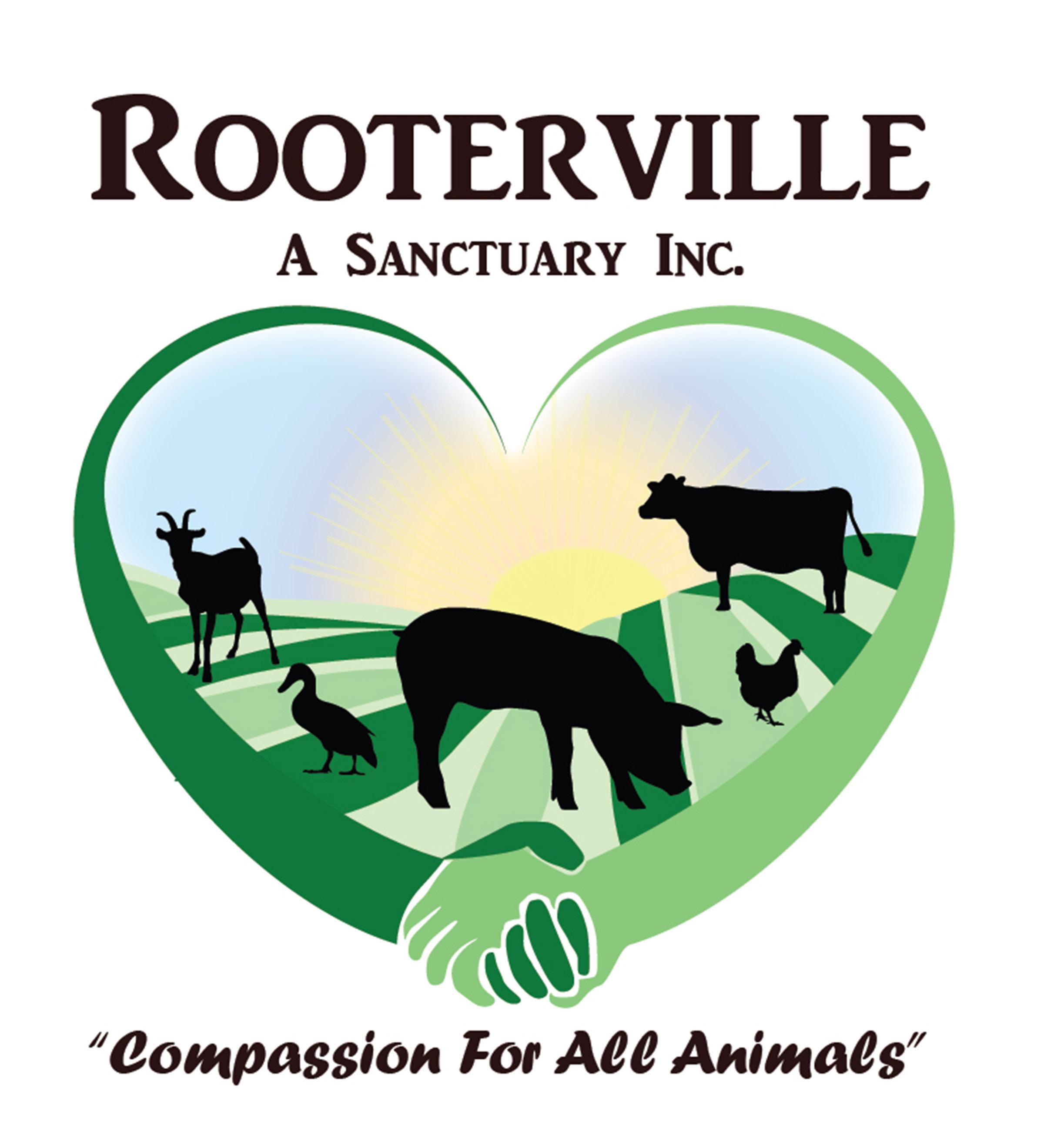 Rooterville A Sanctuary's Logo
