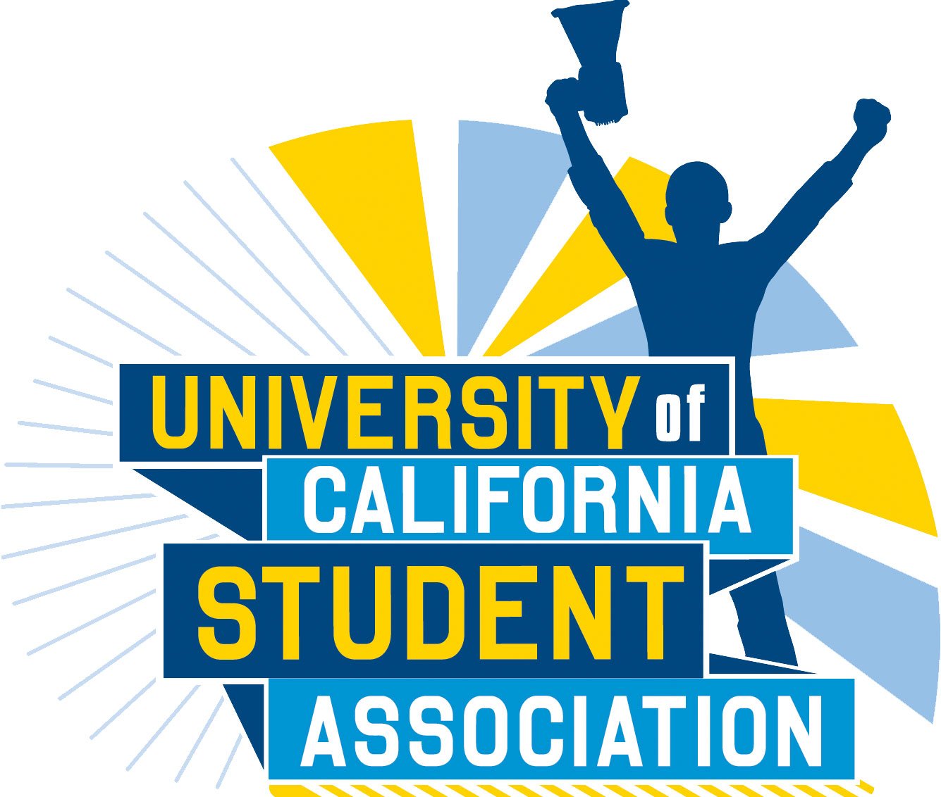 UC Student Association's Logo