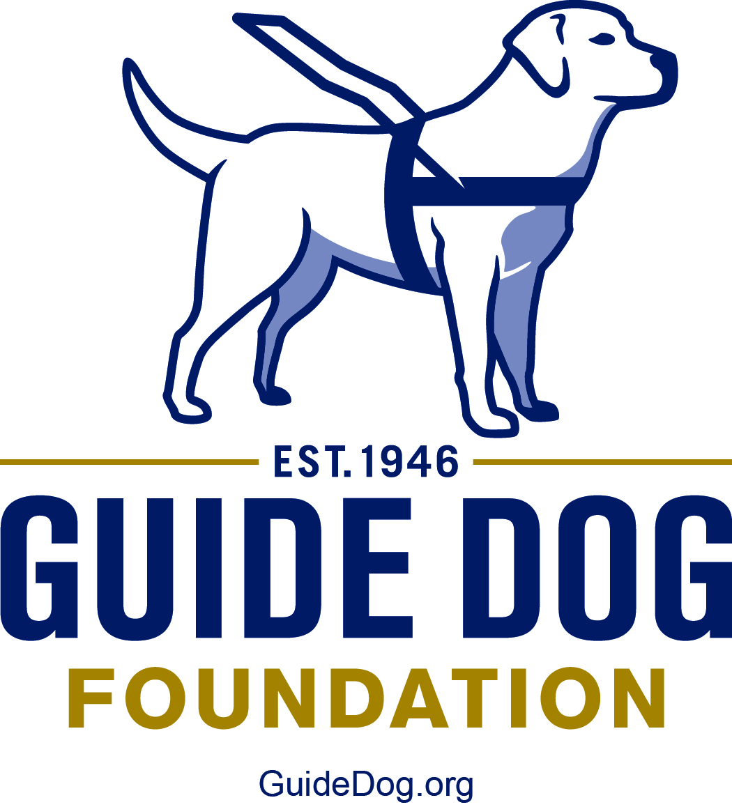 Guide Dog Foundation for the Blind's Logo