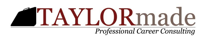 TAYLORmade ~ Professional Career Consulting's Logo