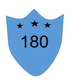 180's Logo