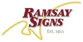 Ramsay Signs Inc Logo