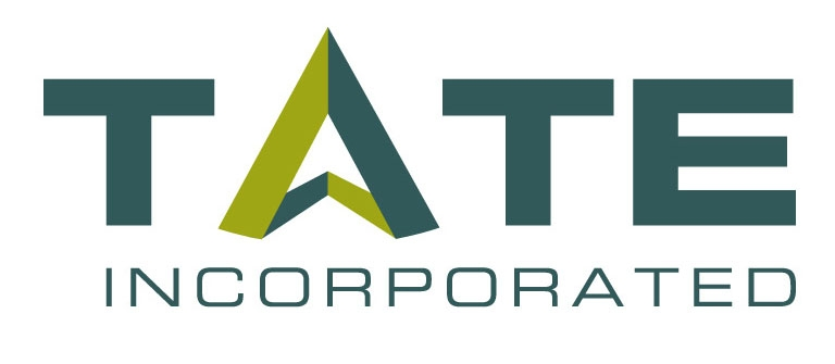 TATE, Incorporated's Logo