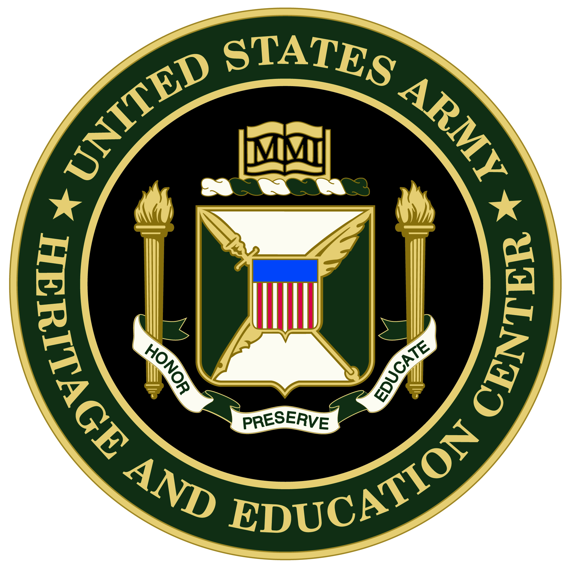 U.S. Army Heritage and Education Center's Logo