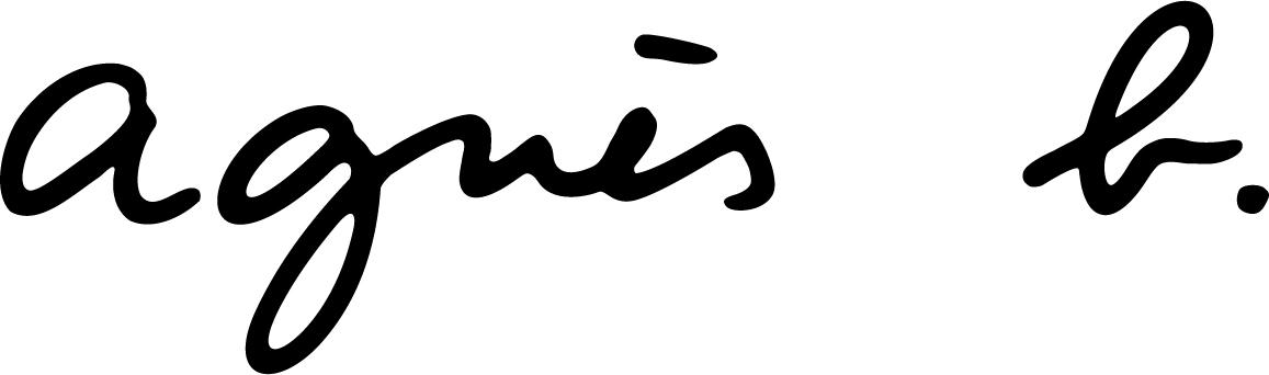 agnès b.'s Logo