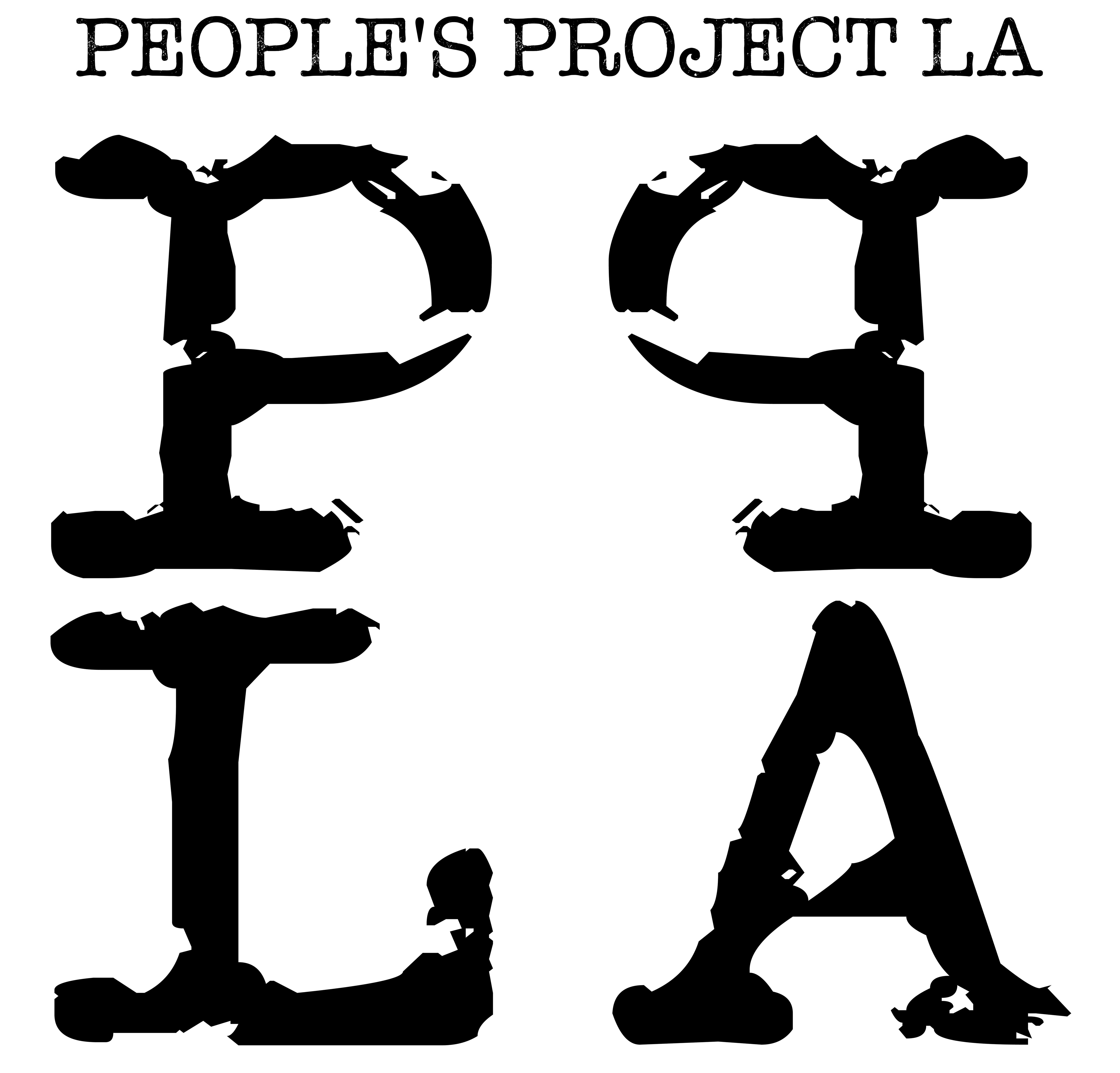 People's Project LA logo