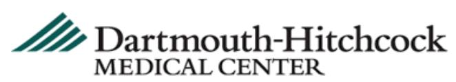 Dartmouth Hitchcock Medical Center's Logo