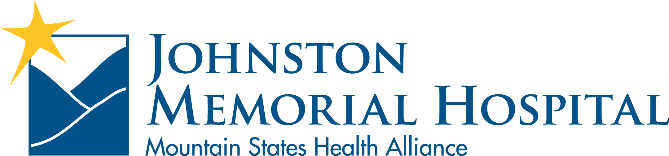 Johnston Memorial Hospital's Logo
