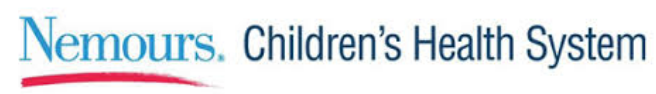 Nemours Children's Hospital's Logo