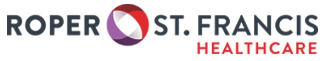 Roper St. Francis Healthcare logo