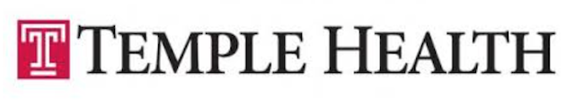 Temple Health's logo