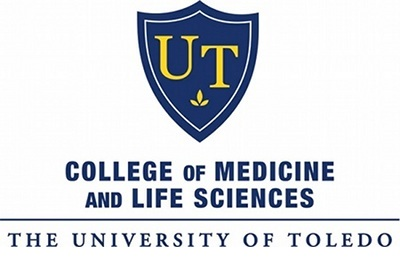 The University of Toledo Medical Center's Logo