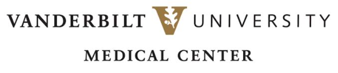 Vanderbilt University Medical Center's Logo