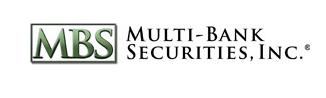 Multi-Bank Securities, INC. 's logo