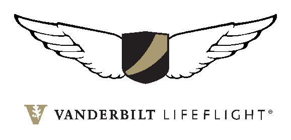 Vanderbilt LifeFlight logo