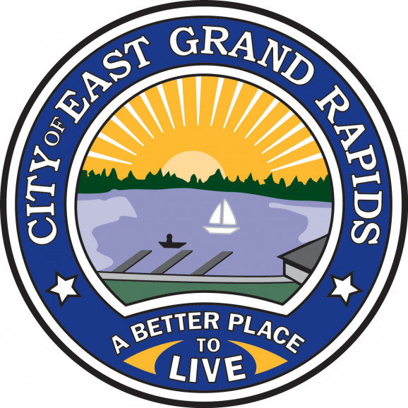 City Of East Grand Rapids Logo