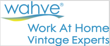 Work At Home Vintage Experts Logo