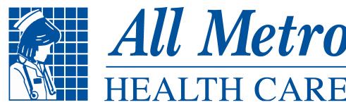 All Metro Healthcare logo