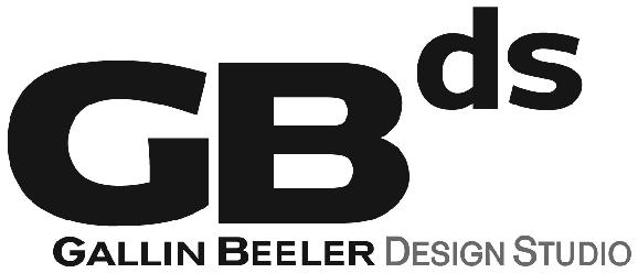 Gallin Beeler Design Studio Logo