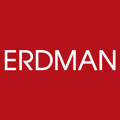 ERDMAN logo