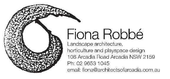 Fiona Robbe Landscape Architects