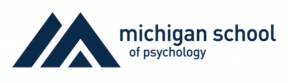 Michigan School of Psychology logo