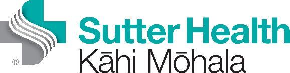 Sutter Health Kahi Mohala