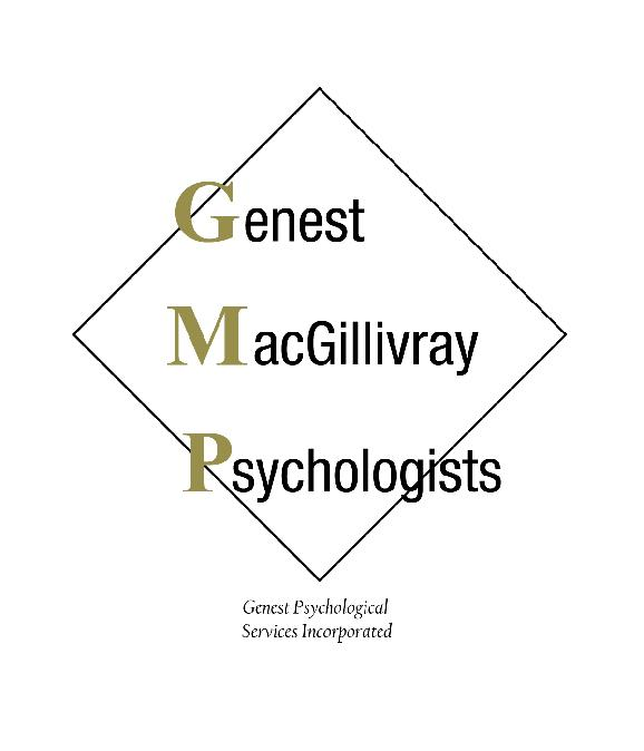 Genest MacGillivray Psychologists logo