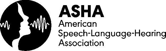 The American Speech-Language-Hearing Association