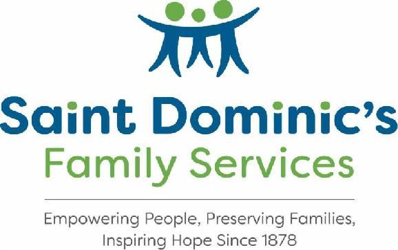 Saint Dominic's Family Services logo