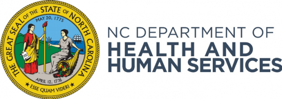 North Carolina Department of Health and Human Services logo