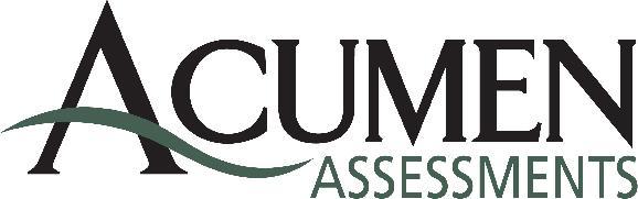 Acumen Assessments, LLC