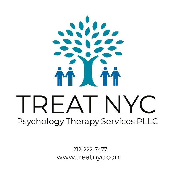 Treat NYC Psychology Therapy Services PLLC logo