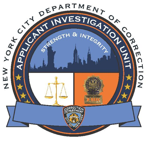 The New York Correction Department - Applicant Investigation Unit: Psychology Division logo