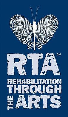 Rehabilitation Through The Arts logo