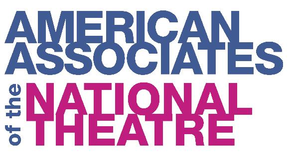 American Associates of the National Theatre logo